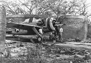 Brewster_F2A-3_Buffalo_fighter