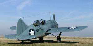 MF-15 Brewster Buffalo